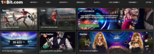 1xbit offer sports bet