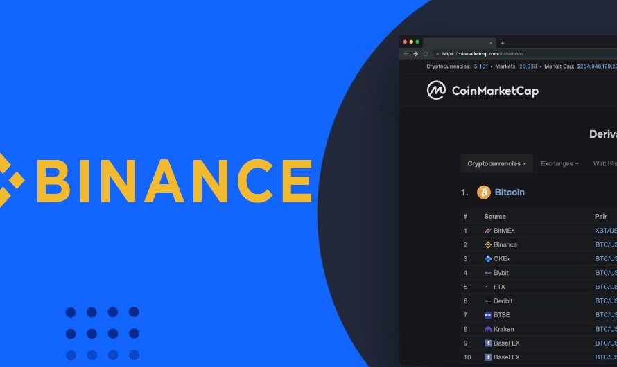 Binance plans to acquire CoinMarketCap for $ 400 million