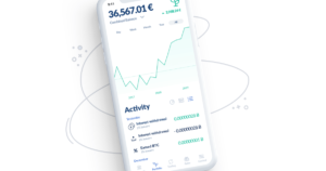 Bitwala activity crypto-invest.io