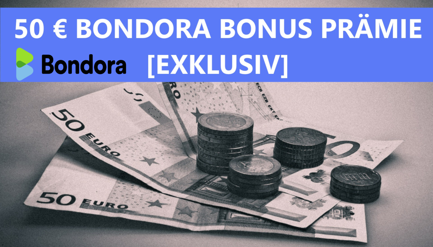 Bondora Bonus Prämie