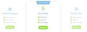 Bondora Bonus Prämie Deal GO GROW