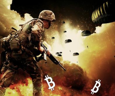 Bitcoin Preissturz