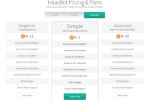 Haasbot price 3
