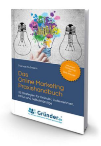 Online Marketing Praxishandbuch gratis bestellen