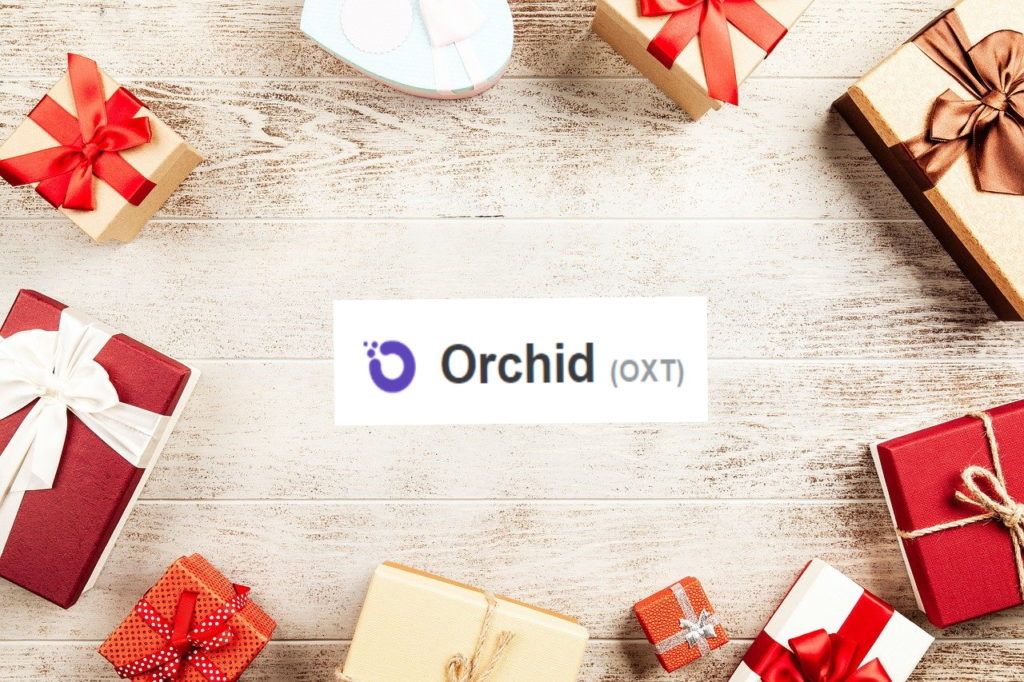 Orchid (OXT) for free at Coinbase – Coinbase Earn Coins