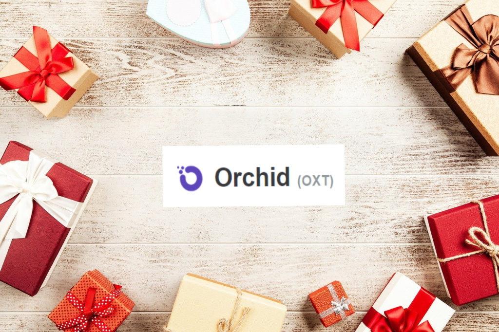 Orchid (OXT) gratis bei Coinbase – Coinbase Earn Coins