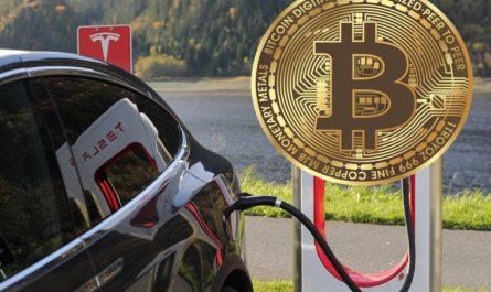 Tesla buy Bitcoin