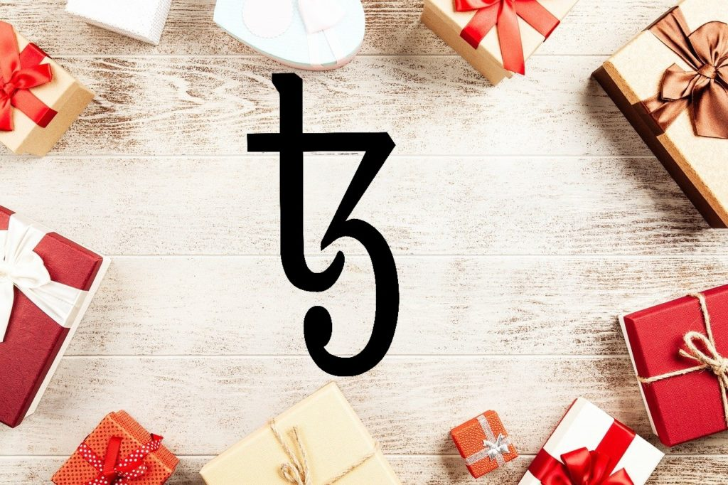 Tezos (XTZ) for free at Coinbase by Coinbase Earn
