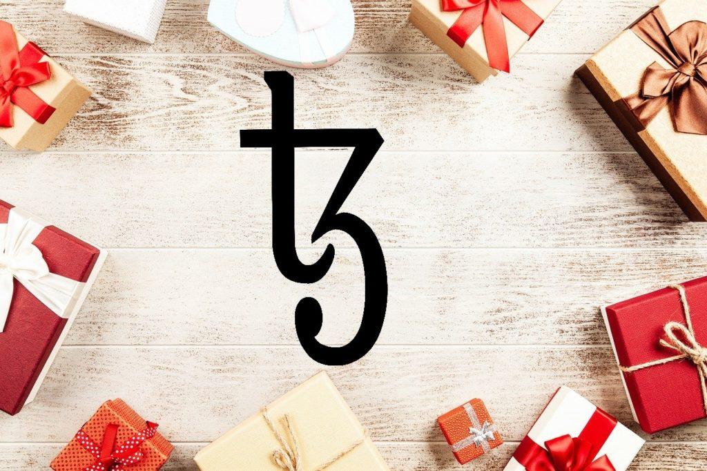 Tezos (XTZ) gratis bei Coinbase durch Coinbase Earn