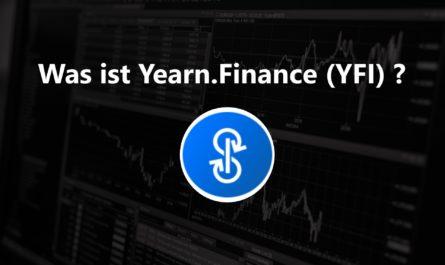 Was ist Yearn Finance