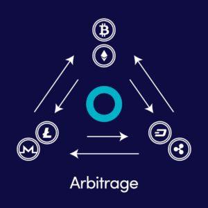 Cryptohopper Arbitrage trading bot
