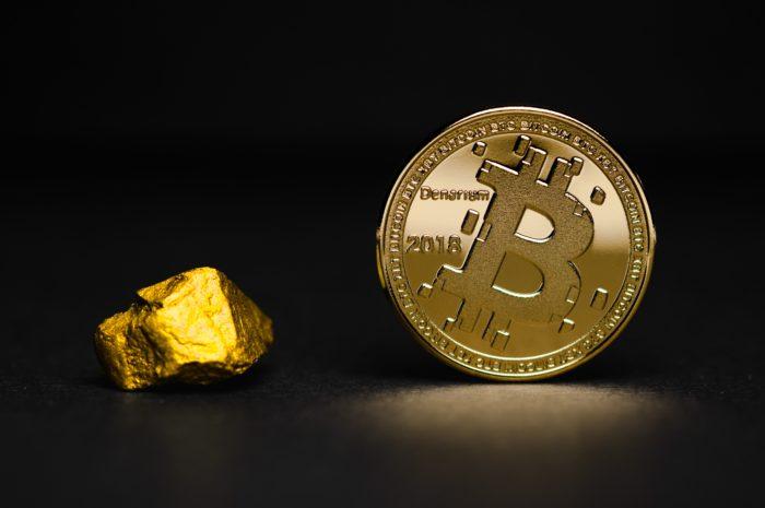Interesse Bitcoin zu kaufen, steigt in der Krise stark an
