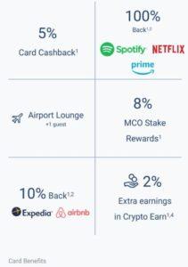 crypto.com vorteile cashback