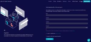 cryptohopper registration step by step