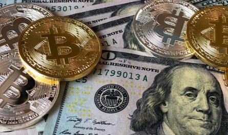 Fiat Geld in Kryptowährung