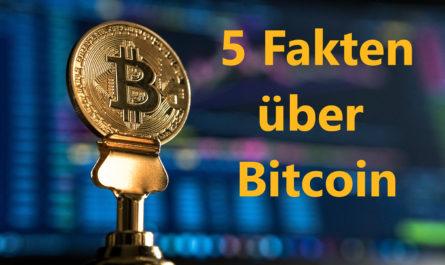 Bitcoin Fakten