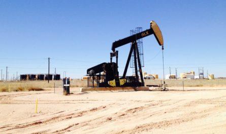 Öl fracking Bitcoin