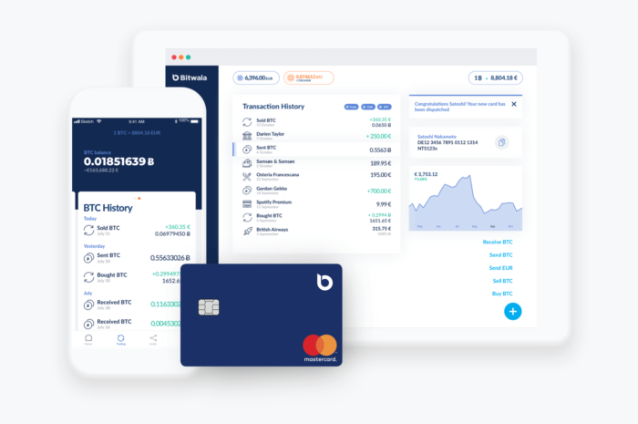 Bitwala Experience 2020 – Our Bitwala Test