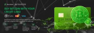 StormGain credit card